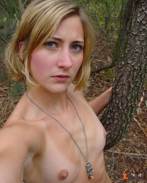 Outdoor nude selfshot outdoor selfies Public Flashing