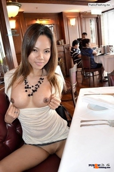 Asian pussy and boobs flash really beautiful girl Public Flashing