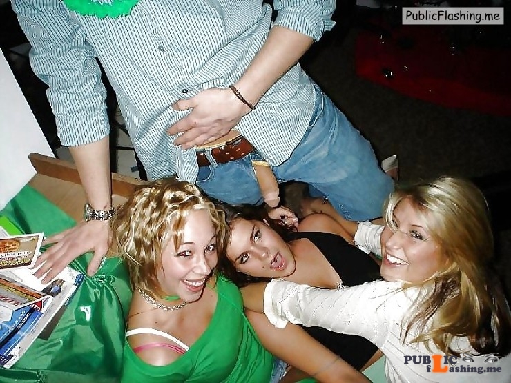Dick flash videos college party