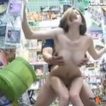 Japanese public sex in music store Ameri Ichinose VIDEO