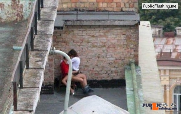 Public sex pics Public sex Public Flashing Pictures College pics College Caught in act pics Caught in act Amateur pics Amateur : Girl caught in act while were riding her boyfriend on balcony of some abandoned building. While horny couple were enjoying in their passion some voyeur was on the right place in the right time to caught them on his camera....