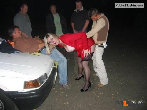 Ass flashing shireguy69: strangers4sex: Reblog to fuck another mans wife??... Public Flashing
