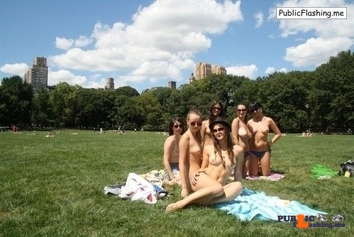 Public nudity photo groupofnakedgirls: Want to see more groups of naked girls?…