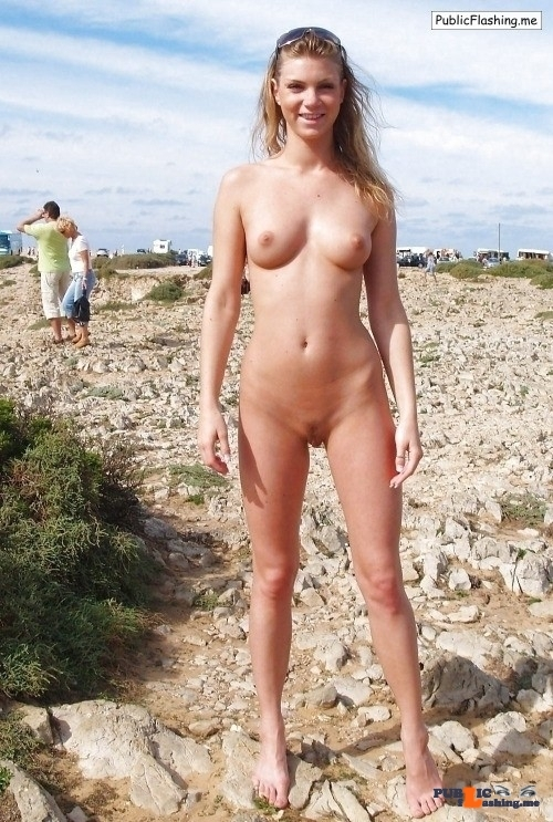 Public nudity photo flashing-voyeur:Do you like this kind of images? Follow me for…