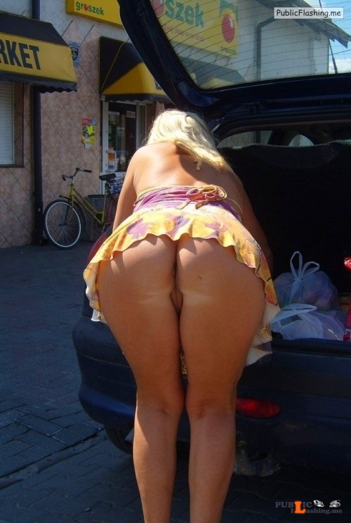 Public flashing photo girlsgoingcommando3: Milf of the month Public Flashing