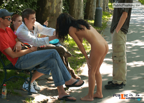 Public nudity photo thelifeoftami: Tami was reminded of how embarrassing it was to... Public Flashing