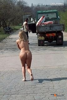 Public nudity photo humiliatedchicks:When Martin found out his girlfriend had stolen... Public Flashing