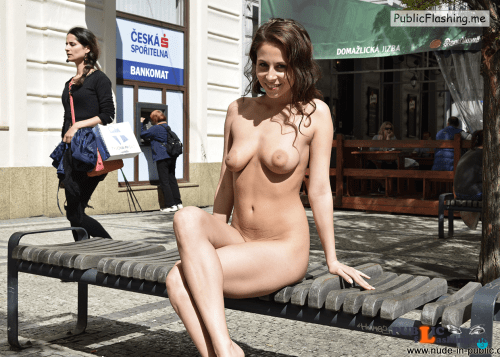 Public nudity photo thelifeoftami: Yet, once the good weather had turned up, Tami... Public Flashing