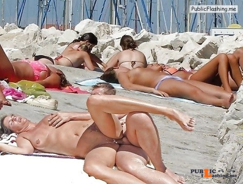 Public nudity photo groupofnakedgirls: Want to see more groups of naked girls?... Public Flashing