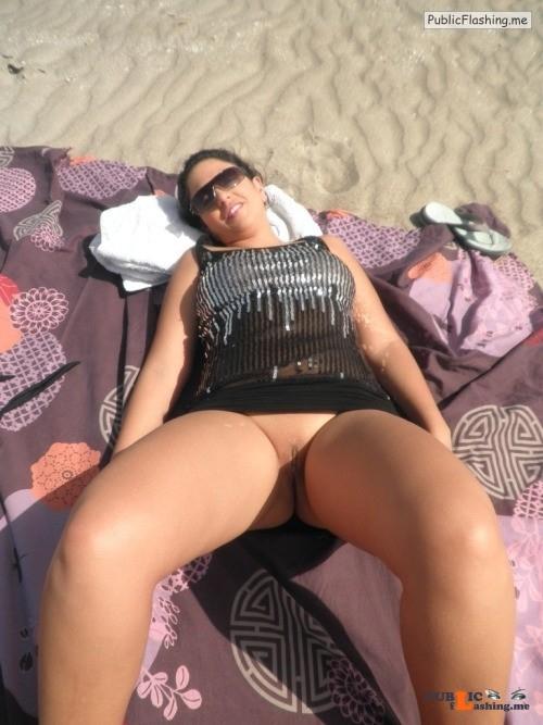 No panties slutandwhoreavital: INSTEAD OF LOOKING USE ME pantiesless Public Flashing