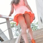 FTV girls upskirt Following Jeri up the stairs.See more in this free upskirt…