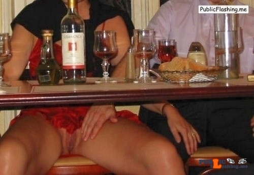 Exposed in public Flirting Wife…