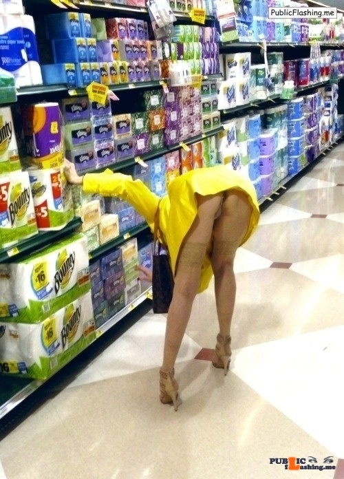 Ass flashing everwatchful: It's a great view, but it's really bad for her…