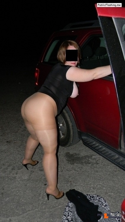 Uk wife out dogging - 1 part 2