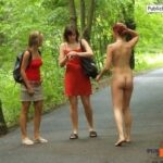 Public nudity photo thelifeoftami: …she hadn't worn a watch for a year either… -…