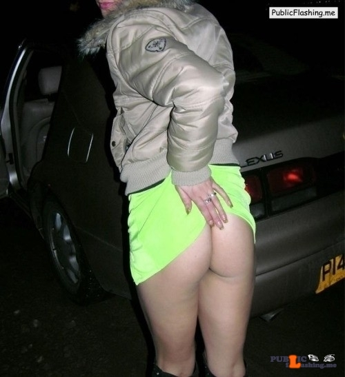 Ass flashing dogging-outdoorzr: