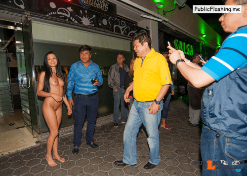 Public nudity photo thelifeoftami: Yes, very much, Tami thought. She hated having…