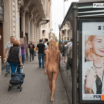Public nudity photo thelifeoftami:As I noted, her nakedness makes her stand out, and…