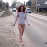 No panties stockholmgirl69: We walk around without panties at work and let… pantiesless