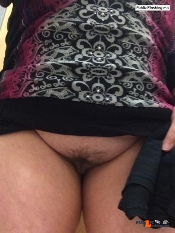 No panties nagabesar1981: My lil fox obeying my no panties at work… pantiesless