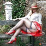 Ass flashing girdlelover59: amirpietri: Whore mature Beautiful curvy…