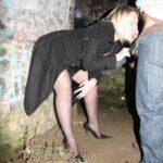 Ass flashing dogging-wifenr:
