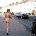 Ass flashing british-nudes: Aberystwyth