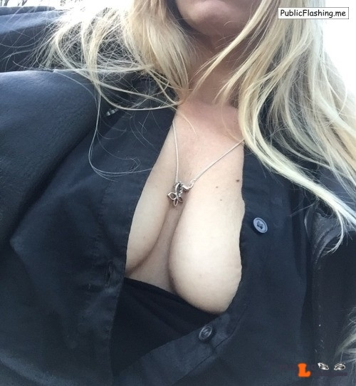 No panties hornyasshell2015: Naughty outside again.. whas so horny.. and… pantiesless