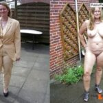 Ass flashing hotbritishmums: Sexy mature Mum from Clydebank a quick…