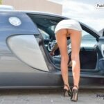 FTV girls upskirt Nice car. Nice legs. Nice view. Great picture.See more in this…