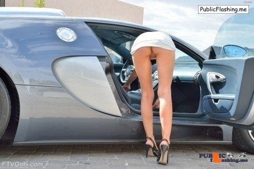 Public Flashing Photo Feed : FTV girls upskirt Nice car. Nice legs. Nice view. Great picture.See more in this…