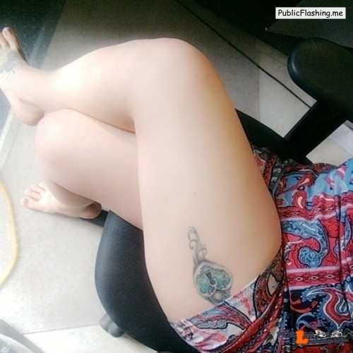 No panties unicornplayden: Let me wrap these legs around you! pantiesless