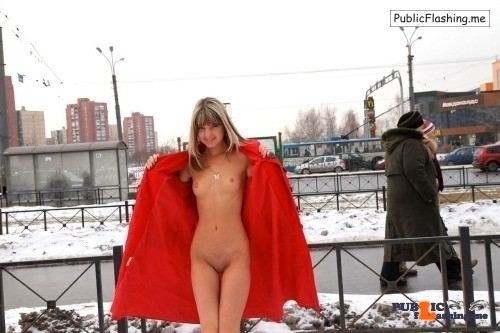 Public Flashing Photo Feed : Public nudity photo tigerpuss69:Gina Follow me for more public exhibitionists:…