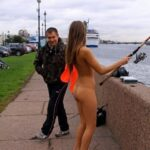Public nudity photo outside-only:do you want even more flashers in public posts?…
