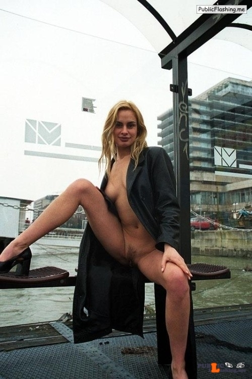 Public flashing photo horny-chloe: