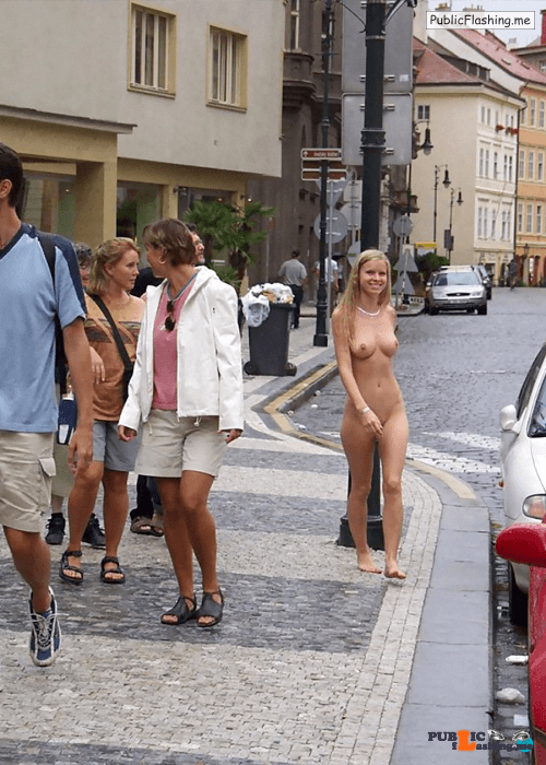 Public nudity photo thelifeoftami: To relieve the shame she tried to pretend that…