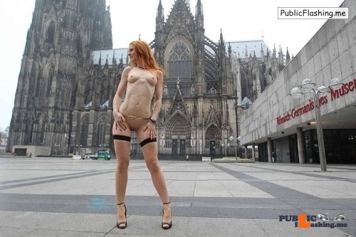Public Flashing Photo Feed : Public nudity photo tigerpuss69:Ah Vienna Follow me for more public exhibitionists:…