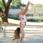 FTV Babes upskirt FTV Girl Tara does cartwheels in public wearing a short, tight…