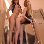 FTV Babes These two do more than just flash on that escalator.See the rest…