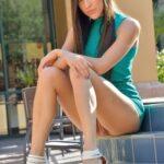 FTV Babes upskirt You just gotta love a tight, short dress on a long-legged…