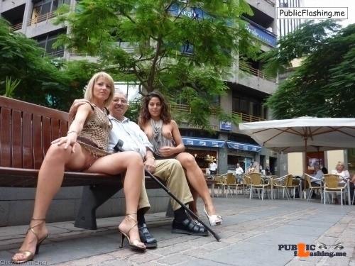 Public Flashing Photo Feed : Photo flashing in public picture