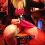 No panties tie-me-up-1031: Peek a boo at the bar ? ?????? Click the link… pantiesless