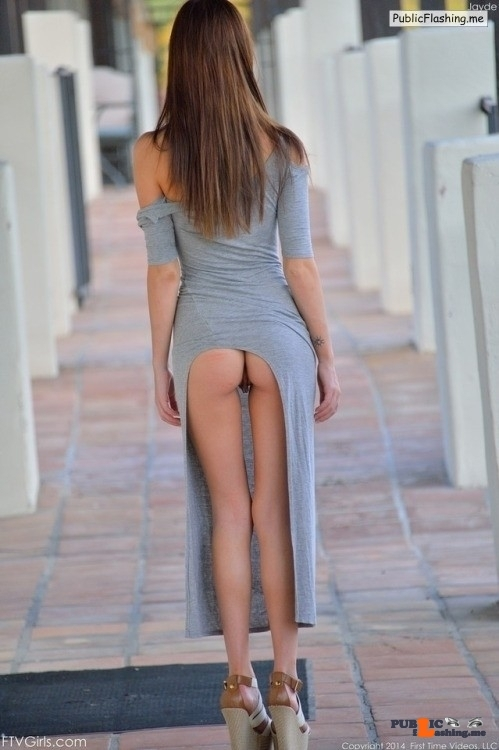 FTV Babes upskirt What a great dress! What a great view!See more of Jayden at FTV…