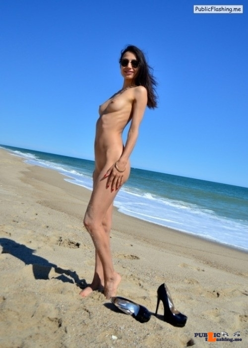 Outdoor nude selfshot Thx to Alexis for the Submission!