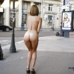 Public nudity photo yoh123: enfcaptions: Maybe wearing only a thin sundress wasn't…