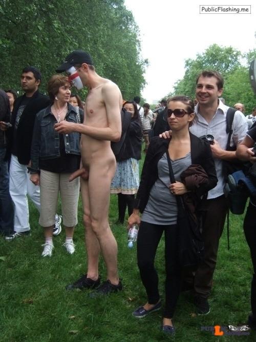 Public nudity photo public4erection: Follow me for more public exhibitionists:…