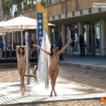 Public nudity photo shaved-dicks-and-pussies: flashing-girls: Check and follow also…