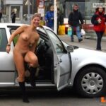 Public nudity photo publicspacebv: Follow me for more public exhibitionists:…