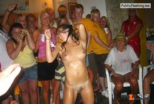Public nudity photo hot-party-girls:Party girls…