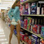 Humiliation task for this diaper teen slut